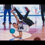 "First International basketball freestyle battle in Russia ""KES-BASKET FREESTYLE BATTLE"""